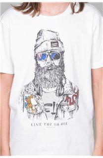 T-Shirt TELLIER Garçon W19156B (46290) - DEELUXE