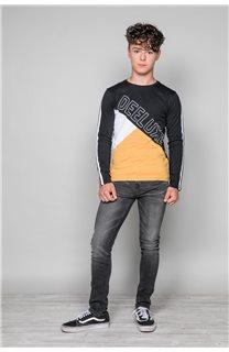 T-Shirt BROS Garçon W19186B (46292) - DEELUXE