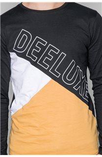 T-Shirt BROS Garçon W19186B (46295) - DEELUXE