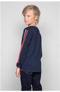 T-Shirt BROS Garçon W19186B (46299) - DEELUXE