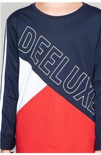 T-Shirt BROS Garçon W19186B (46300) - DEELUXE