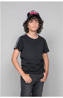T-Shirt COLBERT Garçon W19187B (46301) - DEELUXE