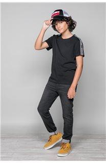 T-Shirt T-Shirt COLBERT Garçon W19187B (46302) - DEELUXE