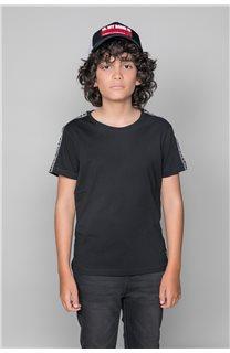 T-Shirt COLBERT Garçon W19187B (46303) - DEELUXE