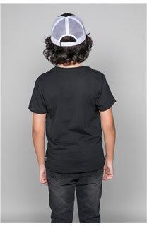 T-Shirt COLBERT Garçon W19187B (46304) - DEELUXE