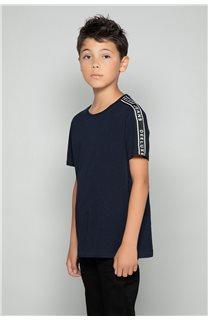 T-Shirt T-Shirt COLBERT Garçon W19187B (46306) - DEELUXE