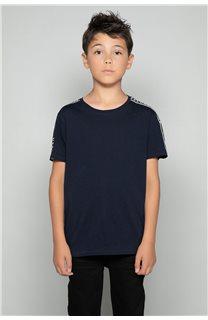 T-Shirt COLBERT Garçon W19187B (46308) - DEELUXE