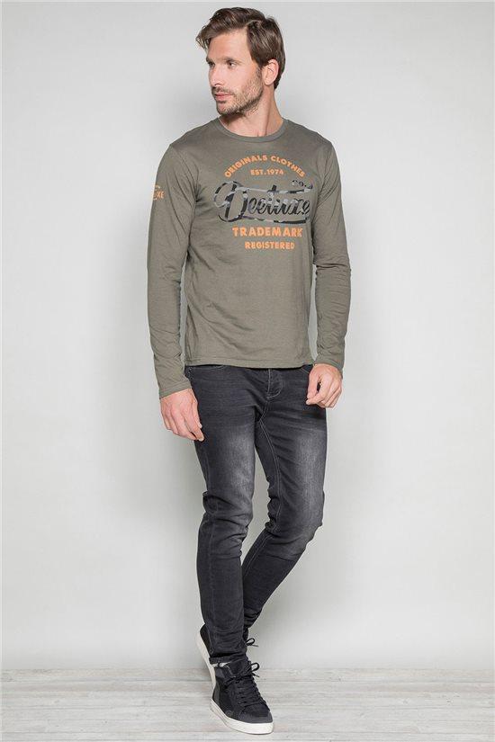 T-shirt FUJI Homme Deeluxe