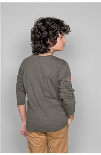 T-Shirt FUJI Garçon W191105B (46364) - DEELUXE