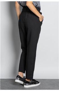 Pantalon PANTALON ROSELINE Femme W19720W (46379) - DEELUXE