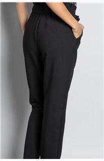 Pantalon PANTALON ROSELINE Femme W19720W (46380) - DEELUXE