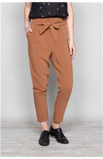 Pantalon PANTALON ROSELINE Femme W19720W (46383) - DEELUXE