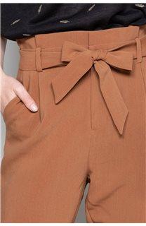 Pantalon PANTALON ROSELINE Femme W19720W (46385) - DEELUXE