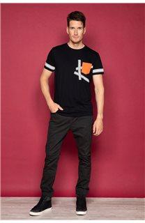 T-Shirt LOAD Homme W191107 (46417) - DEELUXE