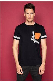 T-Shirt LOAD Homme W191107 (46418) - DEELUXE