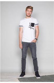 T-Shirt LOAD Homme W191107 (46422) - DEELUXE
