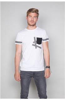 T-Shirt LOAD Homme W191107 (46423) - DEELUXE