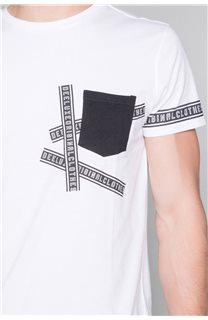 T-Shirt LOAD Homme W191107 (46425) - DEELUXE