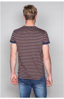 T-Shirt T-SHIRT RANDSTAK Homme W19102 (46444) - DEELUXE