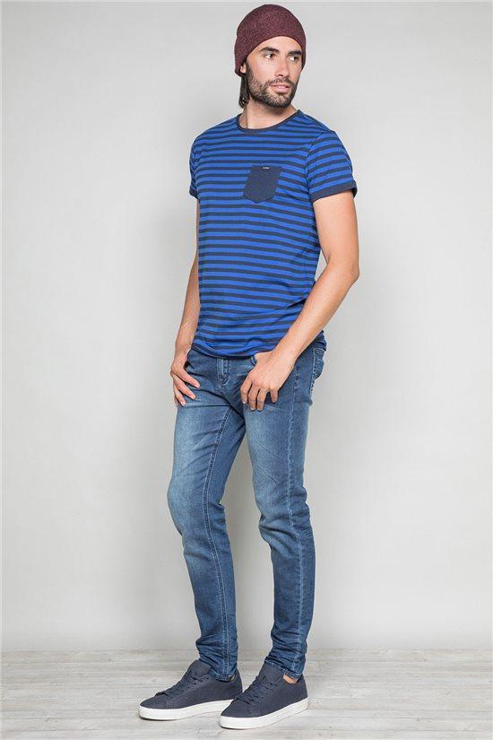 T-shirt RANDSTAK Homme Deeluxe