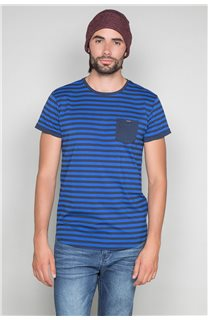 T-Shirt T-SHIRT RANDSTAK Homme W19102 (46448) - DEELUXE
