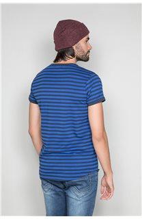 T-Shirt T-SHIRT RANDSTAK Homme W19102 (46449) - DEELUXE