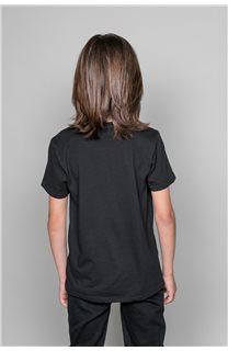 T-Shirt NIGHTCALL Garçon W19158B (46474) - DEELUXE