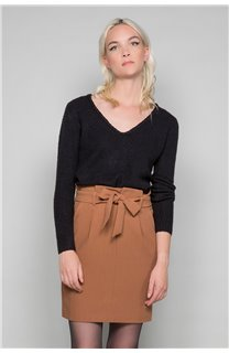 Pull Pull CLAIRE Femme W19315W (46571) - DEELUXE