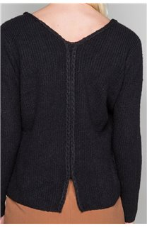 Pull Pull CLAIRE Femme W19315W (46575) - DEELUXE