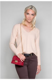 Pull Pull CLAIRE Femme W19315W (46576) - DEELUXE