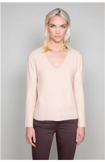 Pull Pull CLAIRE Femme W19315W (46578) - DEELUXE