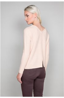 Pull Pull CLAIRE Femme W19315W (46579) - DEELUXE