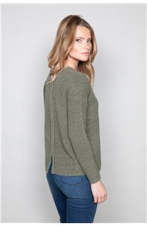 Pull Pull CLAIRE Femme W19315W (46581) - DEELUXE