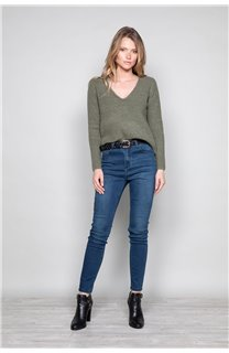 Pull Pull CLAIRE Femme W19315W (46582) - DEELUXE