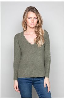Pull Pull CLAIRE Femme W19315W (46583) - DEELUXE