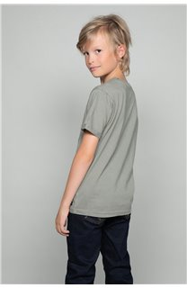 T-Shirt JUST Garçon W19189B (46624) - DEELUXE