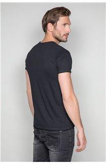 T-Shirt T-SHIRT BONNIE Homme W19182 (46694) - DEELUXE