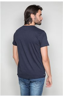 T-Shirt T-SHIRT FLAGY Homme W191110 (46724) - DEELUXE