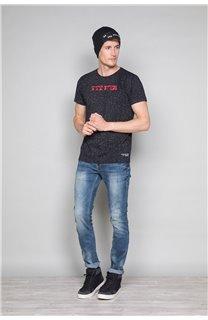 T-Shirt GALAXIE Homme W19143 (46732) - DEELUXE