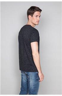 T-Shirt GALAXIE Homme W19143 (46734) - DEELUXE