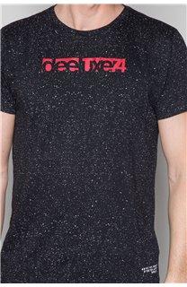 T-Shirt GALAXIE Homme W19143 (46735) - DEELUXE