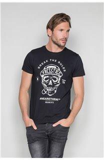 T-Shirt INGENIOUS Homme W191111 (46736) - DEELUXE