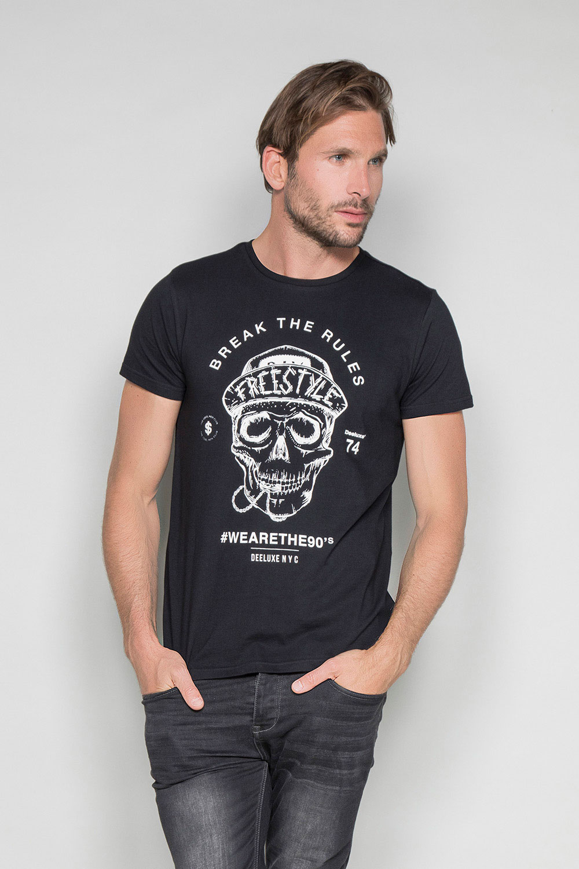 T-Shirt T-SHIRT INGENIOUS Homme W191111 (46736) - DEELUXE
