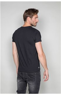 T-Shirt T-SHIRT INGENIOUS Homme W191111 (46739) - DEELUXE
