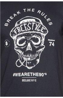 T-Shirt T-SHIRT INGENIOUS Homme W191111 (46740) - DEELUXE