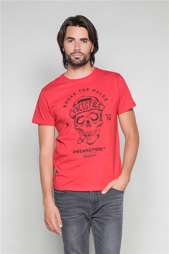 T-shirt INGENIOUS Homme Deeluxe