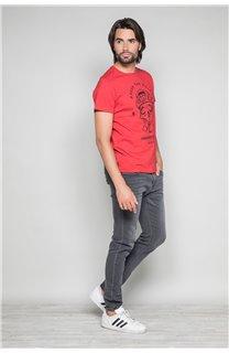 T-Shirt INGENIOUS Homme W191111 (46742) - DEELUXE