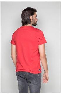 T-Shirt T-SHIRT INGENIOUS Homme W191111 (46744) - DEELUXE