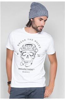 T-Shirt INGENIOUS Homme W191111 (46746) - DEELUXE