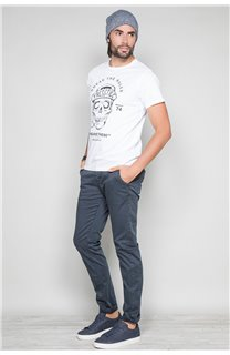 T-Shirt T-SHIRT INGENIOUS Homme W191111 (46747) - DEELUXE